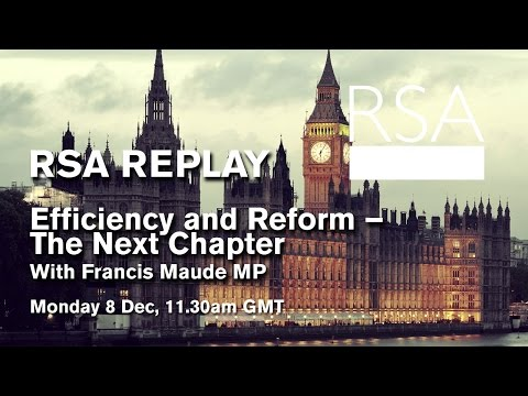 RSA Replay: Efficiency and Reform – The Next Chapter