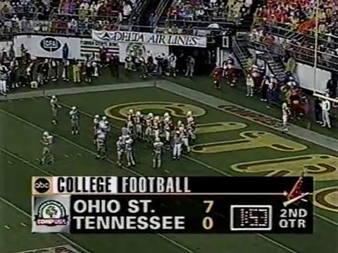 1995 # 4t Tennessee vs #4t Ohio St