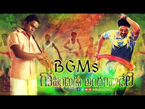 Govindudu Andarivadele BGMs | Jukebox | IndianMovieBGMs