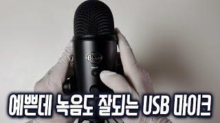 유튜브용으로 좋은 블루 예티 USB 마이크 리뷰!