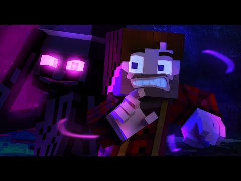 Король Эндер Мира | Майнкрафт Эндермен Рэп (Minecraft Animated Music Video)