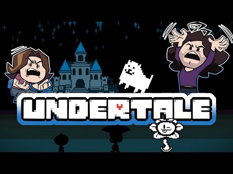 Undertale - 1 - Game Grumps Stream VOD (05/07/19)
