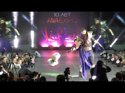 AVA Expo 2016 - Day 1 - Cosplay Block 4