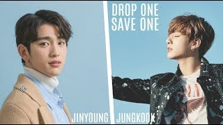 save one drop one male idols edition