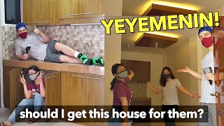 Bahay for My FILIPINA STAFF Yeyemenin! Is This The One? 😇🇵🇭 (House Tour)