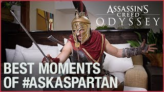 Assassin's Creed Odyssey: Best Moments of #AskaSpartan | Ubisoft [NA]