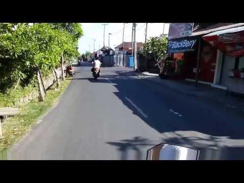 Bali Roads - Jalan Glogor Carik, Pemogan