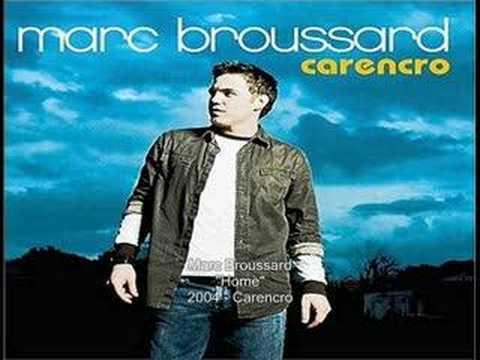 Marc Broussard - Home
