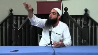 The Deceptions of this Dunya - Mohammad Hoblos - Zetland Masjid