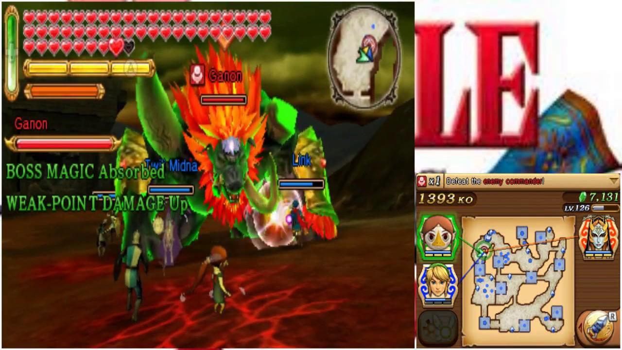 Hyrule Warriors Legends Adventure Mode Part 30