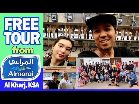 FREE TOUR From ALMARAI