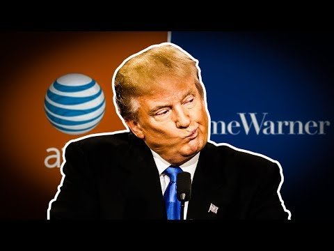 Is Trump Actually RIGHT On The AT&T / Time Warner Deal?