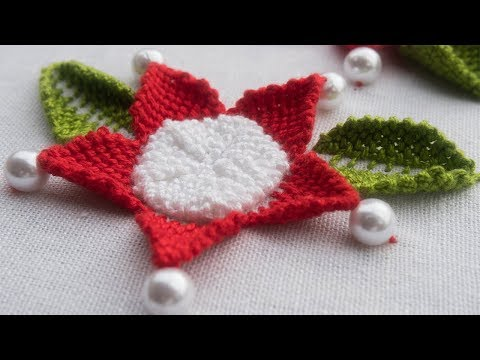 New Embroidery Technique | Knitting Designs by DIY Stitching