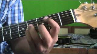 Kabira guitar chords lesson Yeh Jawani Hai Deewani strumming