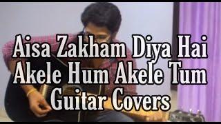 Aisa zakham Diya Hai Guitar chords