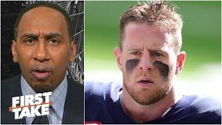 Stephen A.: J.J. Watt is 'lying' about choosing the Cardinals because he believes in Kyler Murray
