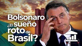 ¿Por qué BOLSONARO está LEJOS de cambiar BRASIL?  - VisualPolitik