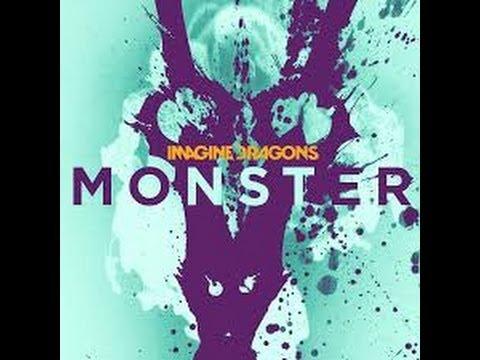 Monster - Imagine Dragons [lyrics]