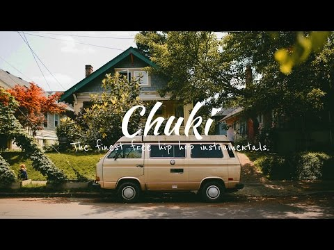 'Past Times' Real Chill Old School Hip Hop Instrumentals Rap Beat #28 | Chuki Beats