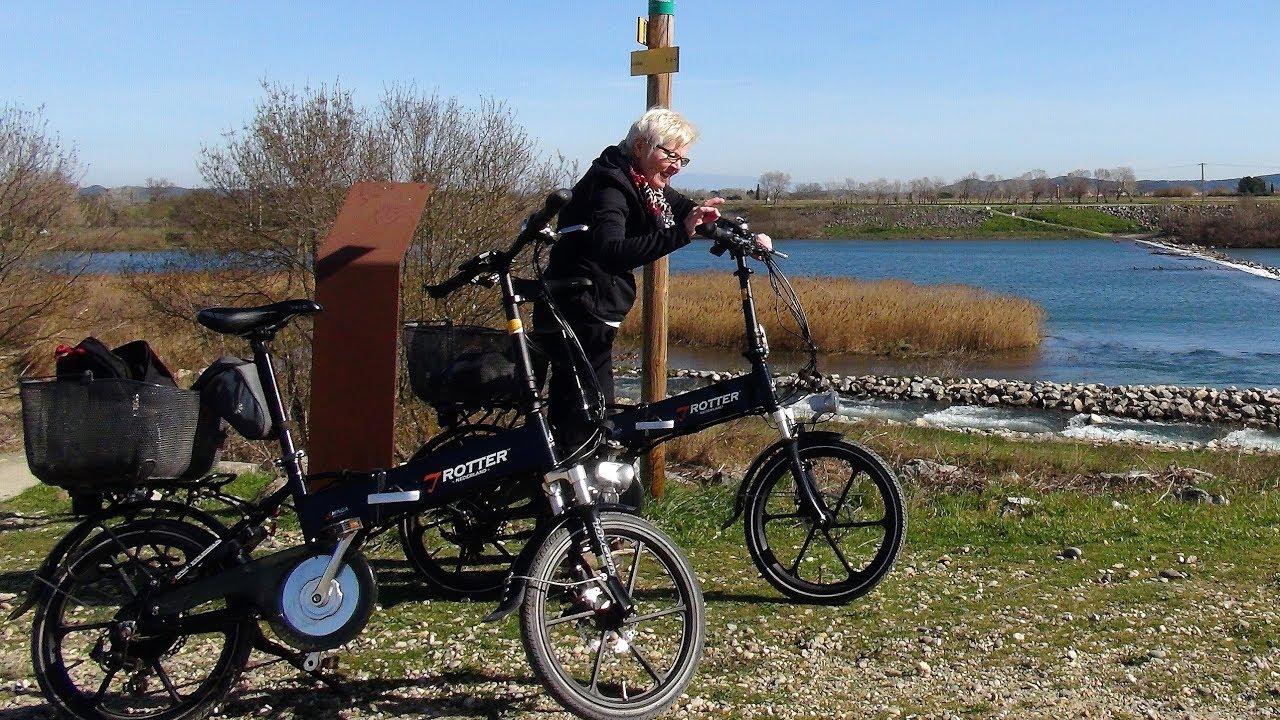 """Unsere Falt E Bikes """"Trotter""""! – FSV"""