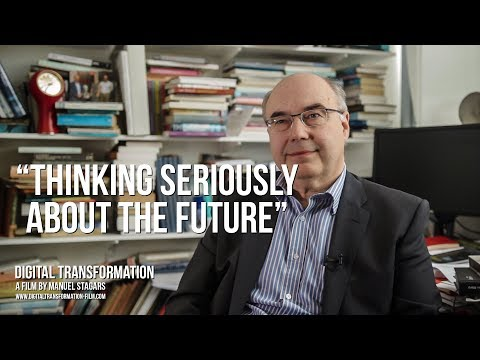 """Digital Transformation: David Edgerton on """"Thinking Seriously About the Future"""""""