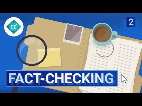 The Facts about Fact Checking: Crash Course Navigating Digital Information #2