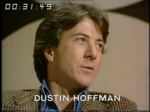 Dustin Hoffman - Interview part - 1980