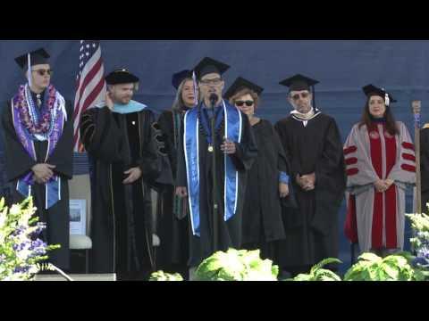 CSUSM 2017 Commencement Live (CHABBS Part 2)
