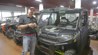 2020 Polaris Pro XP and 2020 Ranger XP NorthStar.  Pro Caliber Motorsports.