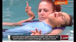 Fezia Tyebally mengubah kehidupan anak Cerebral Palsy