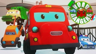 Road Ranger | Blaze The Wise | eps 33 | kids show road rangers | kids cartoon channel | cartoons