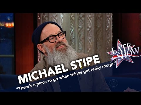 Michael Stipe Wrote A Book With No Pages