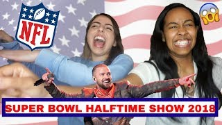 Justin Timberlake: Pepsi Super Bowl LII Halftime Show 2018 (LIVE REACTION)