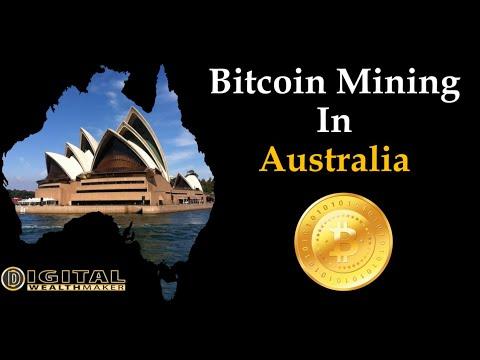 Bitcoin Mining In Australia - Australia Going Big On Bitcoin Mining!