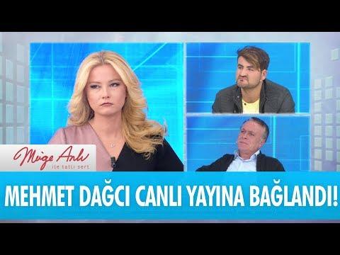 Mehmet Dağcı, Vahap'ın iddialarına cevap veriyor - Müge Anlı İle Tatlı Sert 20 Kasım
