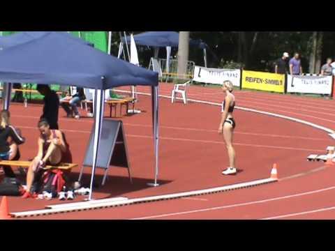 Deutsche Junioren Meisterschaften Regensburg - High Jump women - Hochsprung