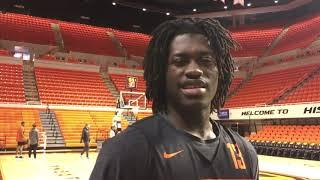 OSU Basketball: Isaac Likekele
