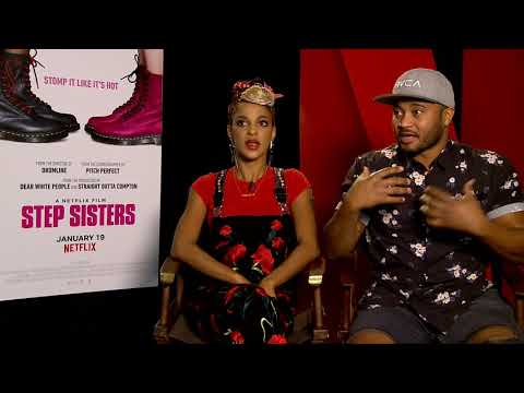 Megalyn Echikunwoke talks Black Girl Magic and STEPSISTERS on Netflix
