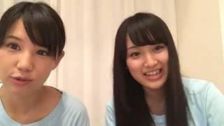 SHOWROOM 2016年06月06日20時 野村 奈央(AKB48 チームK ドラフト研究生...