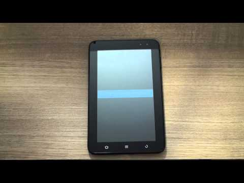 ZTE Tab V9A - Telenor Touch Pad hard reset