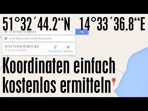Koordinaten ermitteln - einfach kostenlos über Google Maps - inkl. iOS TomTom Eingabe - Geo Gps from YouTube · Duration:  2 minutes 45 seconds