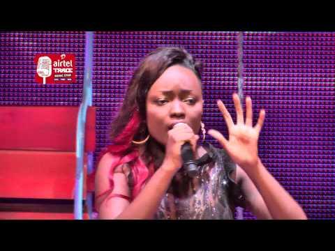 Shan'L - Chandelier de SIA (Airtel Trace Music Star Gabon)