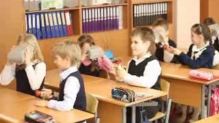 "Промо-ролик по внедрению ФГОС ""Школа на пути к успеху"""