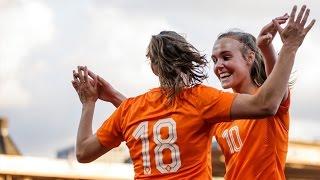 Highlights Oranjevrouwen-Estland 20.05.2015