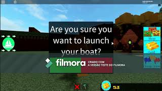 Insane Bug of SPEED!!!!!! (Build a Boat) ROBLOX and Easter egg black hole!!