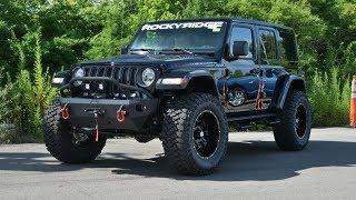 2018 Jeep Wrangler JL Unlimited Rubicon - Rocky Ridge K2 - Quick Walkthrough | 28285T