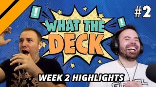 [Highlight] What the Deck Week 2 ft. Noxious | Revel in Riches vs. Simic Ascendency | MTGA