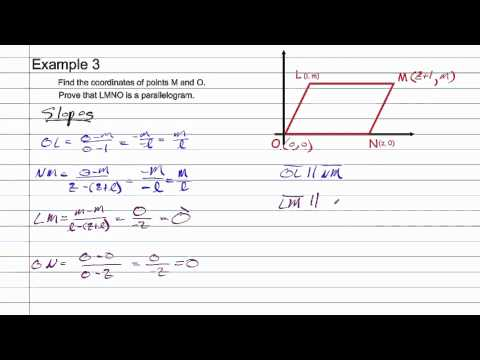How to Write Coordinate Proofs | Geometry How to Proof Help