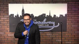 Nicolo Arce Broadyway Comedy Club
