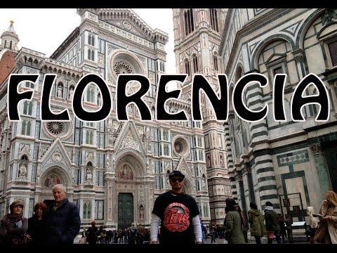 FLORENCIA, ITALIA (TURISMO EN HD)